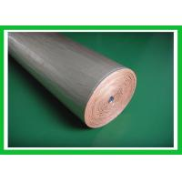 China Loft High Density Foam Insulation Aluminium Foil Laminated Foam Roll on sale