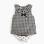 China Girl 2 Piece Newborn Clothes Set / Ruffle Cotton Baby Clothes Single Dress wholesale