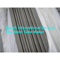 Quality Bearing GB / T 18254 Galvanized Steel Tube High Carbon Chromium Steel Round Tube for sale