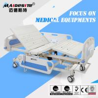 China 5 Functions Electric Hospital Bed For Home Nursing 250KG Load Capacity wholesale