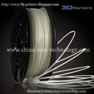 China 3D Printer Filament PLA 1.75mm Natural wholesale