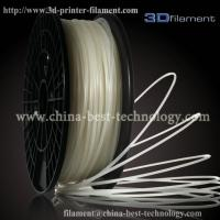 Buy cheap 3D Printer Filament PLA 1.75mm Natural from wholesalers