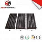 China Plastic Core Box Core Tray For Core Sample New Material BQ NQ HQ PQ Size wholesale