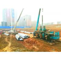 Quality High Speed Hydraulic Pile Driving Machine for sale