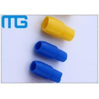 China Electrical Wire End Caps Colorful Vinyl Insulated Teleflex V2 Terminal Insulator wholesale