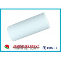 China Breakpoint Cutting Non Woven Roll , Spunlace Fabric Food Grade Wipes 80~1200PCS wholesale