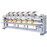China Avance Six Head Embroidery Machine , Commercial Computerized Embroidery Machine wholesale