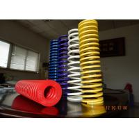 red Good elasticity mold spring with Right-handed electrical appliances