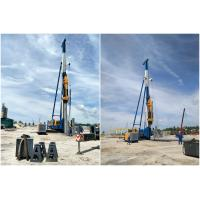 China Square Pile H Pile Hydraulic Pile Hammer , Sheet Pile Driving Hammer wholesale