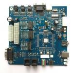 China Blue Solder Mask OEM Turnkey PCB Assembly with Blue solder mask PCBA wholesale