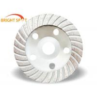 China Diamond High quality Continuous Turbo Cup Grinding Wheel / Saw Blade wholesale