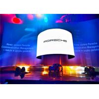 Quality Indoor Rental LED Display with Various Module Options, Slim Light Weight Cabinet for sale