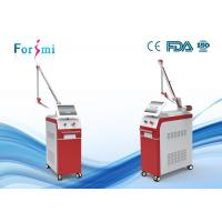 Wholesale 1064nm 532nm pulse q-switched double rod nd yag laser tattoo removal machine for sale from china suppliers