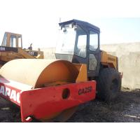China used road roller Dynapac CA25D,used compactors,Dynapac roller for sale on sale