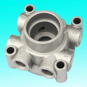 China Aluminum ADC12 Die Casting High Pressure Aluminum Core For GM Automotive Engine wholesale
