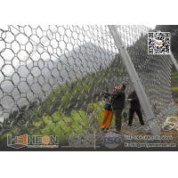 China Ring Mesh Rockfall Barrier System wholesale