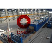China High Performance Fiber Cement Wall Panel Making Machine 500 - 1200KW Power wholesale