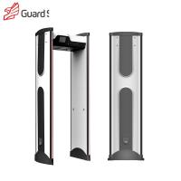 China 18 Zones Airport Security Walkthrough Metal Detector Archway With 9.2 Inch Lcd Screen wholesale