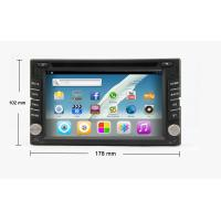 """Buy cheap 6.2"""" 2-Din Universal Car DVD GPS + Bluetooth + iPod + Radio + Remote Control + from wholesalers"""