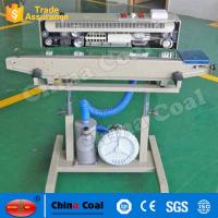 Quality Made In China DBF-1000 Continuous Cellophane Band Sealer with Nitrogen Flushing for sale