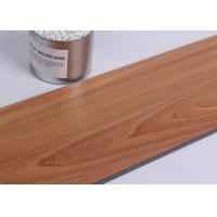 China Easy Cleaning LVT WPC Plank Flooring Skid Resistance With Strong Adaptability wholesale