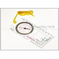 China Luxury acrylic screen positioned Military  compass with compass for operational command KMC-1 wholesale