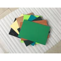 China Various Colors PVDF Aluminum Composite Panel Facade With Sound Insulation wholesale