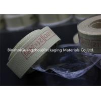 China Heat Insulation Cigarette Machine Kevlar Fabric Tape High Temperature Resistance wholesale