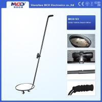 China Adjustable Telescoping Vehicle Inspection Mirror With Led Light For Bomb Check wholesale