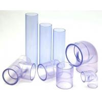 China Clear PVC Fitting wholesale