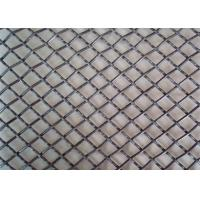 China 2000 Filtration Accuracy Crimped Wire Mesh / Mine Sieving Mesh Heat Resistant wholesale