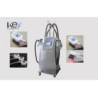 China Home Cryolipolysis Fat Freeze Slimming Machine For Cellulite Removal / Face Lifting wholesale
