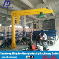 China 3Ton-5Ton Electric Jib Cranes Free Standing Jib Cranes Wire Rope Hoists China Factory Direct Supplied wholesale
