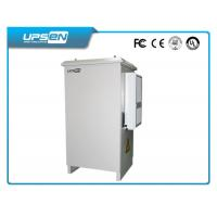 China 6Kva 10Kva Single Phase Outdoor UPS System 220vac 50Hz wholesale