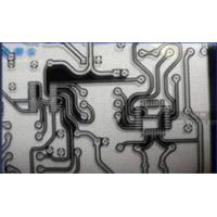Quality Clear and transparent 0.1mm inkjet plate making film PCB Film for sale