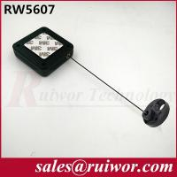 China RW5607 Anti Lost Recoiler | Lanyard Retractor For Display Merchandise wholesale