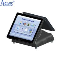 China All In One PC POS With Best Price,Touch Screen POS,Black Restaurant Cash Register wholesale