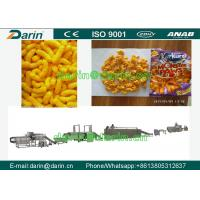 China Automatic Double Screw Food Extruding machine for Cereal Corn Snacks wholesale