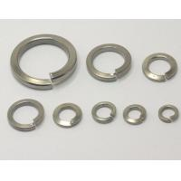 Quality Pure Titanium grade 2 Specialized Spring Washer for Titanium Alloy Bolt for sale