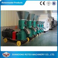 Quality Poultry feed pellet making machine with Corn , soybean and other grains Raw for sale