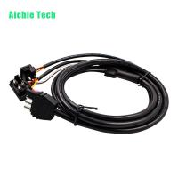 China 4 way trailer plug to 3 prong trailer plug wiring cable wholesale