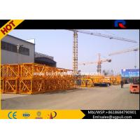 China 3T Tip Load Hammerhead Building Tower Crane Height Freestanding 48M wholesale