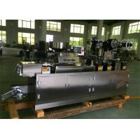China Stainless Steel High Speed Full Automatic Blister Packing Machine for Paper PVC blister package wholesale
