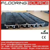 China Aluminum Entrance Matting Heavy Duty Entrance Matting for hotel shopping mall schools wholesale