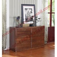 China Solid Wood Material Chest of Cabinet in Living Room Furniture wholesale