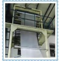 China New Nice Quality Film Blowing Machine Customized for Germany with Double Sides Winder in LLDPE Material Model No.  SJ-50 wholesale