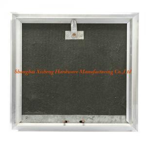 China Light Steel Keel  PVC Access Panel , Black Gypsum Board Trapdoor wholesale