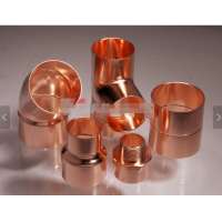 China H18 Tempered 0.5mm Insulated Copper Pipe For Air Conditioning wholesale