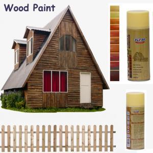 China Wood Grain MSDS 400ml Powder Coating Paint Spray wholesale