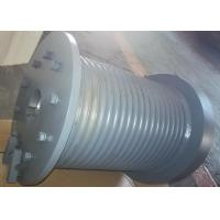 China Professioanl Customized Lebus Grooved Drum 30mm-10m For Construction Cranes wholesale